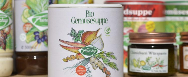 Bio Gemüsesuppe